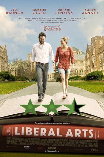 Elizabeth Olsen Weekend – Liberal Arts (2012)