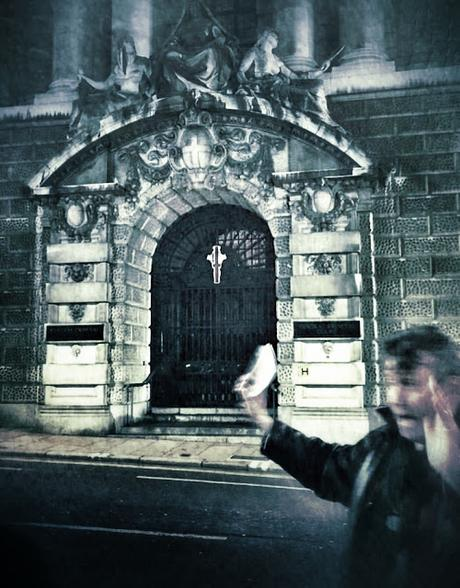 Thanks To Everyone Who Joined Me On The London Horror Story Tour Tonight