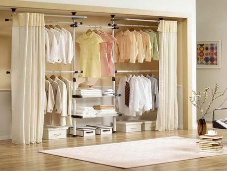 Closet Door Ideas