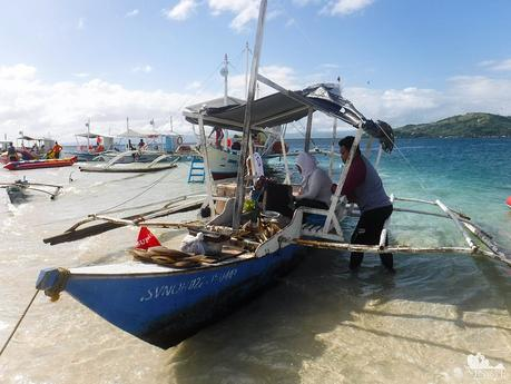 Kitchen boat