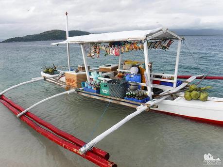 Sari-sari boat
