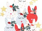 Crate Paper Design Team Christmas Bunny Banner