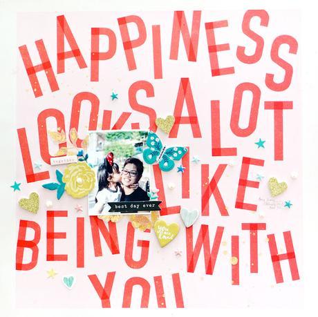Maggie Holmes Design Team : Happiness