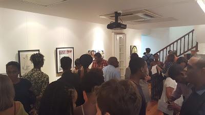 Resolutions Exhibition - Argentina Embassy, Barbados