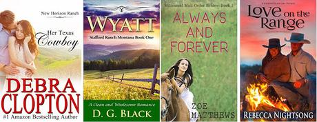 Image: Click for Top 100 Free BestSellers Contemporary Westerns Ebooks
