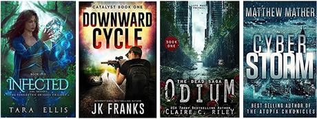 Image: Click for Top 100 Free BestSellers Post-Apocalyptic SciFi Ebooks
