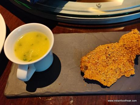 Jade, Clariges, New Delhi: Oriental Delight