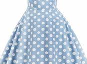 Vintage Polka Dresses