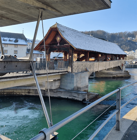 Photoessay: Day trip – Lucerne, Switzerland