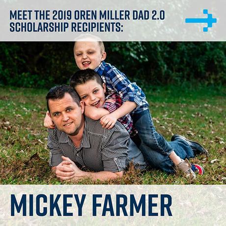 Meet the 2019 Oren Miller Dad 2.0 Scholarship Recipients