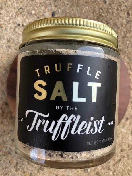 Celestial Seasoning:  The Truffleist Truffle Salt