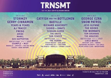 News: TRNSMT line up announced