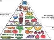 Food Pyramid Including Pregnancy Diet Chart