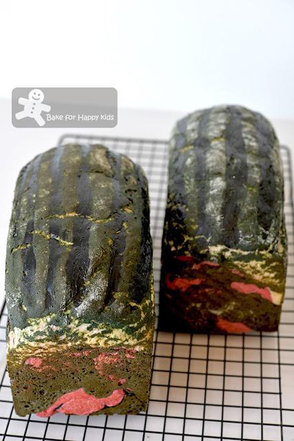 superfood watermelon sandwich bread