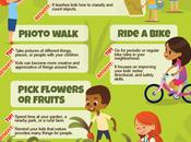 Ways Make Outdoor Activities Your Kids Infographic
