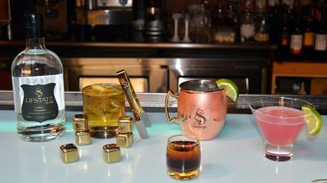 UpstateVodka by Sauvage Distillery: The Big Apple's Vodka