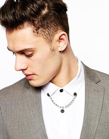 A Quick Guide to Wearing a Collar Chain