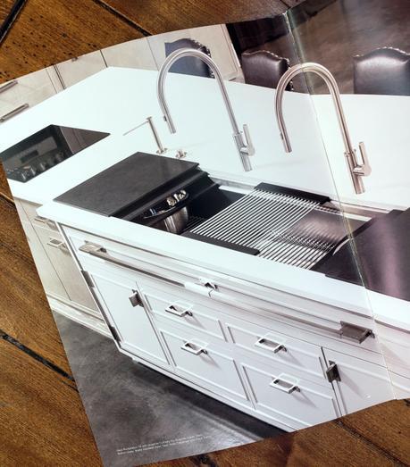 kitchen remodel galley workstation