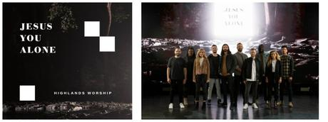 """HIGHLANDS WORSHIP RELEASES """"JESUS YOU ALONE"""" FEBRUARY 15!"""
