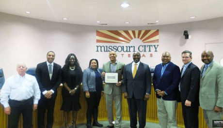 Brian Courtney Wilson Honored In Hometown Of Missouri City, Texas
