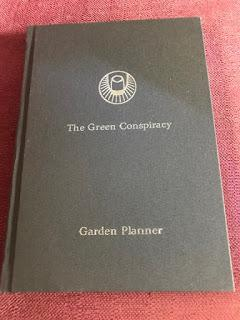 Product Review - The Green Conspiracy Garden Planner