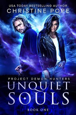 Unquiet Souls by Christine Pope