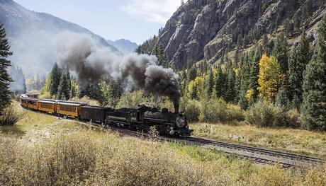 Image: Vintage Steam Locomotive, by Skeeze on Pixabay