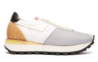 The Skinny Is About Being Chunky:  Acne Studios Barric Chunky-Sole Trainers