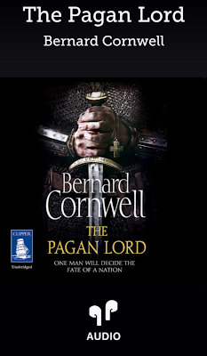 free audio book Libby App The Pagan Lord Bernard Cornwell