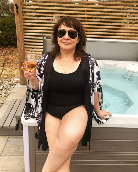 What I Wore: My Favorite Swimsuit