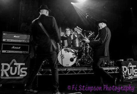 Gig Review: Ruts DC and The Professionals, Cambridge Junction,17th Feb 2019 @therutsdc @cambjunction