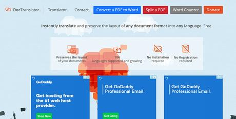 3 Best Online Document Translator for Windows & Mac (Totally Free)