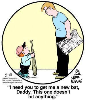 Need a new bat