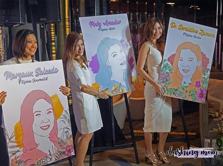 three inspiring Filipina women