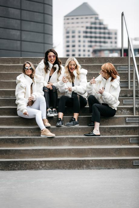 Chic at Every Age // How to Wear Athleisure