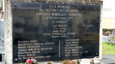 The 1959 Bordeaux-Mérignac air disaster: the night TAI Flight 307 crashed into the pine forests of Saint-Jean-d'Illac