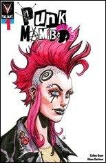 Preview: Punk Mambo #1 by Bunn & Gorham