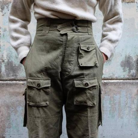 The Much Maligned Cargo Pant