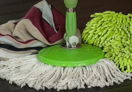 5 Common Types of Mops and How They Work