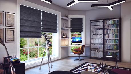 Cool Bonus Room Ideas