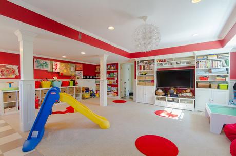 Bonus Room Ideas For Kids