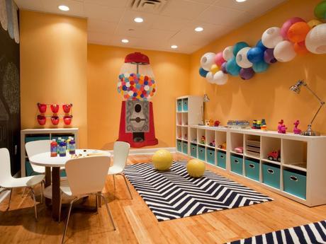 Playroom Bonus Ideas