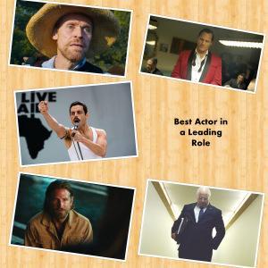 Oscars 2019 – Best Actor