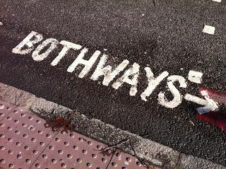 BOTHWAYS ONEWORD HOLLOWAYROAD