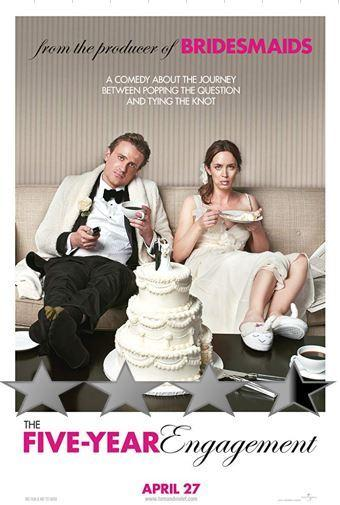 Emily Blunt Weekend – The Five-Year Engagement (2012)