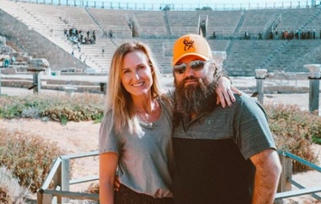 "Zach Williams & The Robertson's  Taking Off On ""The Israel Encounter"" Nov. 14"