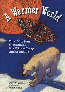 NGSS Standards and A WARMER WORLD: From Polar Bears to Butterflies, How Climate Change Affects Wildlife