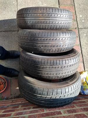 Yokohama ECOS Blue Earth ES31 175/65 R14 82S tyres for sale