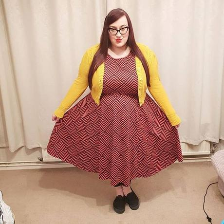 Fat Work Wear Style Round Up: January 2019