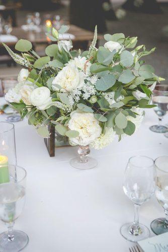 park wedding flower centerpiece lcfloraldesign